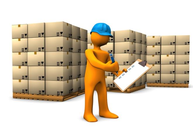 Warehouse Check